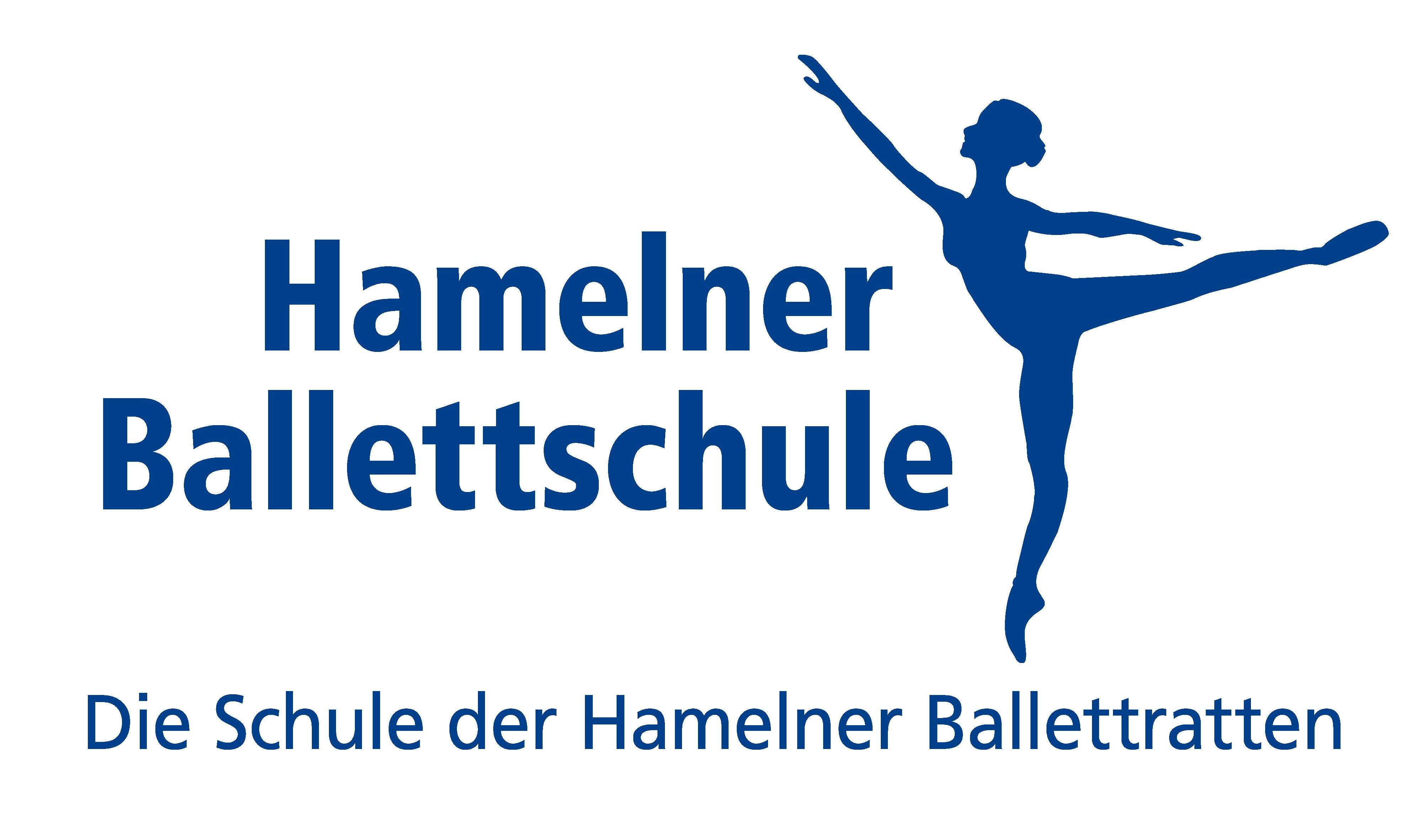 Hamelner Ballettschule Logo